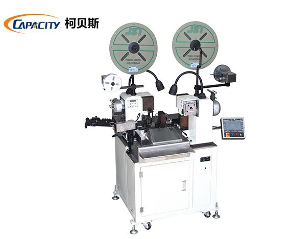 惠州双头自动打端机